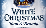 White Christmas Rum and Brandy Sweepstakes